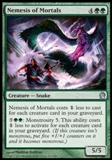 Magic the Gathering Theros Single Nemesis of Mortals - NEAR MINT (NM)