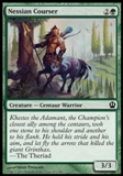 Magic the Gathering Theros Single Nessian Courser UNPLAYED