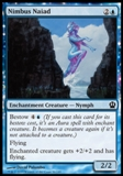 Magic the Gathering Theros Single Nimbus Naiad - NEAR MINT (NM)