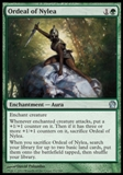 Magic the Gathering Theros Single Ordeal of Nylea - NEAR MINT (NM)