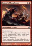 Magic the Gathering Theros Single Ordeal of Purphoros - NEAR MINT (NM)