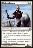 Magic the Gathering Theros Single Phalanx Leader - NEAR MINT (NM)