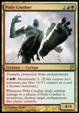 Magic the Gathering Theros Single Polis Crusher Foil - NEAR MINT (NM)