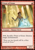 Magic the Gathering Theros Single Priest of Iroas - NEAR MINT (NM)