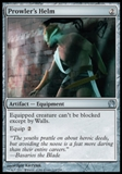Magic the Gathering Theros Single Prowler's Helm - NEAR MINT (NM)