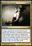 Magic the Gathering Theros Single Psychic Intrusion - NEAR MINT (NM)