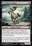 Magic the Gathering Theros Single Returned Centaur - NEAR MINT (NM)