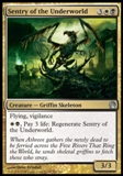 Magic the Gathering Theros Single Sentry of the Underworld - NEAR MINT (NM)
