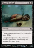 Magic the Gathering Theros Single Sip of Hemlock - NEAR MINT (NM)