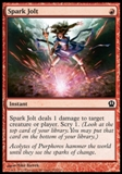 Magic the Gathering Theros Single Spark Jolt - NEAR MINT (NM)