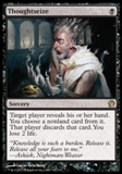 Magic the Gathering Theros Single Thoughtseize UNPLAYED