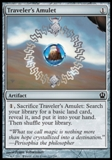 Magic the Gathering Theros Single Traveler's Amulet - NEAR MINT (NM)