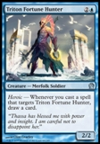 Magic the Gathering Theros Single Triton Fortune Hunter - NEAR MINT (NM)
