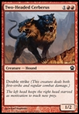 Magic the Gathering Theros Single Two-Headed Cerberus - NEAR MINT (NM)