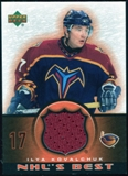 2003/04 Upper Deck NHL Best #NBIK Ilya Kovalchuk