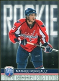 2008/09 Upper Deck Be A Player #RR288 Mathieu Perreault XRC /99
