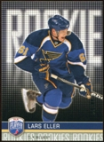 2008/09 Upper Deck Be A Player #RR289 Lars Eller XRC /99