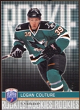 2008/09 Upper Deck Be A Player #RR292 Logan Couture XRC /99