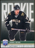 2008/09 Upper Deck Be A Player #RR309 Jamie Benn XRC /99
