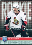 2008/09 Upper Deck Be A Player #RR338 Peter Regin XRC /99