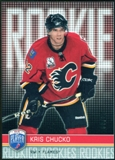2008/09 Upper Deck Be A Player #RR339 Kris Chucko XRC /99