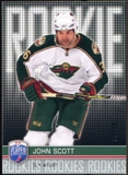 2008/09 Upper Deck Be A Player #RR340 John Scott XRC /99