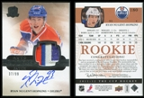 2011/12 Upper Deck The Cup #180 Ryan Nugent-Hopkins Rookie Patch Auto 37/99 RC