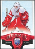 2008/09 Upper Deck Be A Player Rookie Redemption Bonus #RR286 Daniel Larsson /99