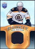 2008/09 Upper Deck Be A Player Rookie Redemption Bonus #RR291 Brad Marchand Jersey /99