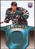 2008/09 Upper Deck Be A Player Rookie Redemption Bonus #RR292 Logan Couture Jersey /99