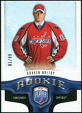 2008/09 Upper Deck Be A Player Rookie Redemption Bonus #RR294 Braden Holtby /99