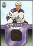 2008/09 Upper Deck Be A Player Rookie Redemption Bonus #RR307 Alec Martinez Jersey /99