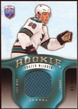 2008/09 Upper Deck Be A Player Rookie Redemption Bonus #RR314 Frazer McLaren Jersey /99