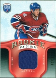 2008/09 Upper Deck Be A Player Rookie Redemption Bonus #RR325 Yannick Weber Jersey /99