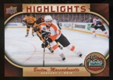2010/11 Upper Deck Winter Classic Oversized #WC12 Mike Richards