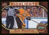 2010/11 Upper Deck Winter Classic Oversized #WC2 Zdeno Chara