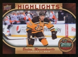 2010/11 Upper Deck Winter Classic Oversized #WC3 Patrice Bergeron