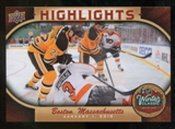 2010/11 Upper Deck Winter Classic Oversized #WC6 Shawn Thornton