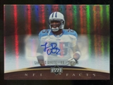 2007 Upper Deck Artifacts NFL Facts Autographs #LW LenDale White Autograph