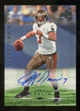 2008 Upper Deck Signature Shots #SS45 Jeff Garcia Autograph