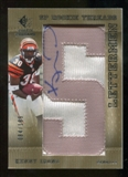 2007 Upper Deck SP Rookie Threads Rookie Lettermen Silver #131 Kenny Irons Autograph /199