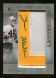 2007 Upper Deck SP Rookie Threads Rookie Lettermen Gold #141 Zach Miller Autograph /99