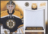 2012/13 Panini Prime #46 Michael Hutchinson Prime Time Rookie Jersey #19/99