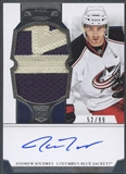 2012/13 Dominion #114 Andrew Joudrey Rookie Patch Auto #52/99