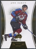 2012/13 Dominion #11 Joe Sakic Gold #20/25