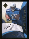 2009 Upper Deck Ultimate Collection #213 Kenny Britt Autograph /399