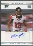 2007 Topps Performance #118 Laurent Robinson Rookie Auto