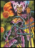 1992 Fleer Marvel Masterpieces Lost Marvel Bonus #LM3 Deathbird