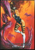 1992 Fleer Marvel Masterpieces Lost Marvel Bonus #LM4 Typhoid Mary