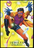 1992 Fleer Marvel Masterpieces Lost Marvel Bonus #LM5 Jubilee